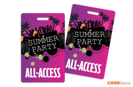 Access Card 8006 Summer Party by CARDSource