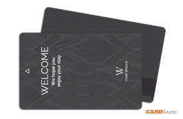 Access Card CR80 Hotel Willsons by CARDSource