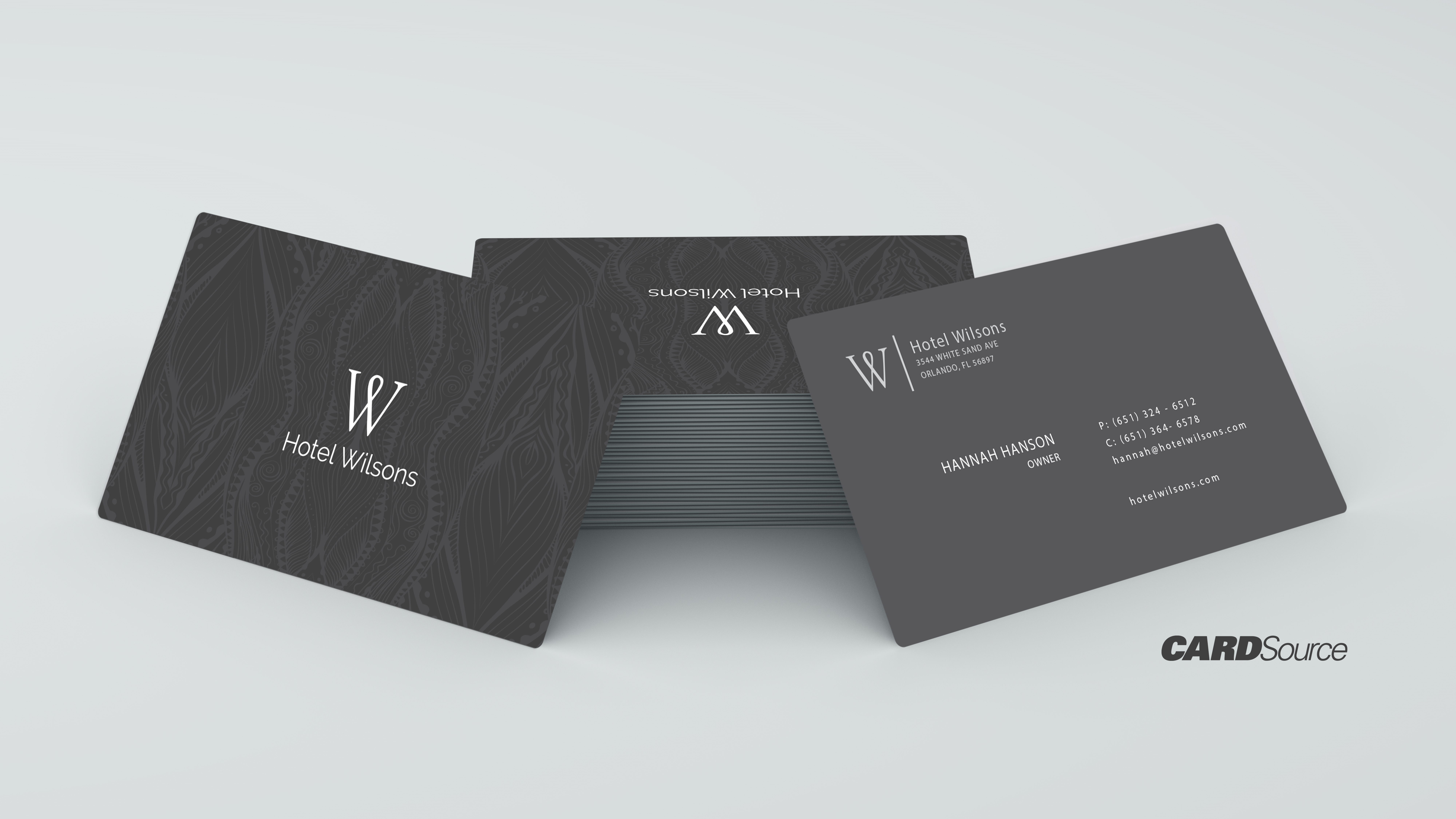 business cards_hotel, cardsource