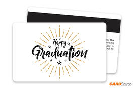 Happy Graduation Magnetic Stripe Gift Card by CARDSource