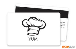 YUM Magnetic Stripe Gift Card by CARDSource