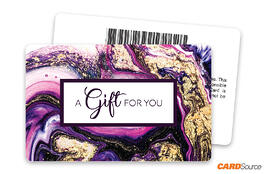 Mystique Barcode Gift Card by CARDSource