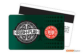 Membership Card - Irish Pub by CARDSource
