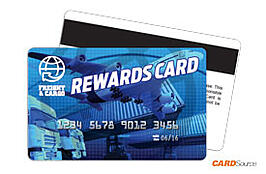 Reward Card - Freight by CARDSource