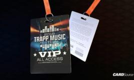 Badges & Event Passes
