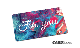 90s colorful for you gift card