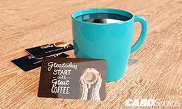 Coffee Gift Card Cardsource