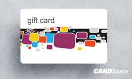 future card layout gift card