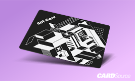 abstract gift card, cardsource
