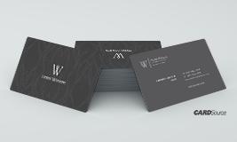 hotel business card design, Cardsource