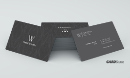 hotel business card design, Cardsource