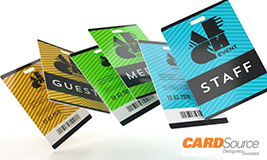 Event Passes CardSource