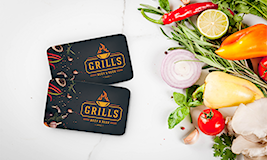 grills gallery size