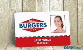 Burgers ID Card