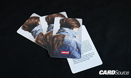 Levi Gift card CARDSource