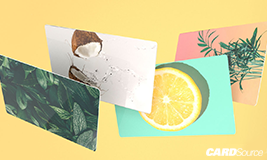Pastel and trendy Gift Cards, CardSource