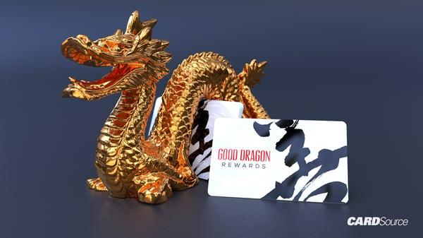Good Dragon Rewards Cards, Cardsource