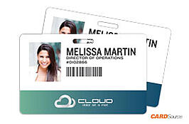 IDBadge CR80: Cloud by CARDSource
