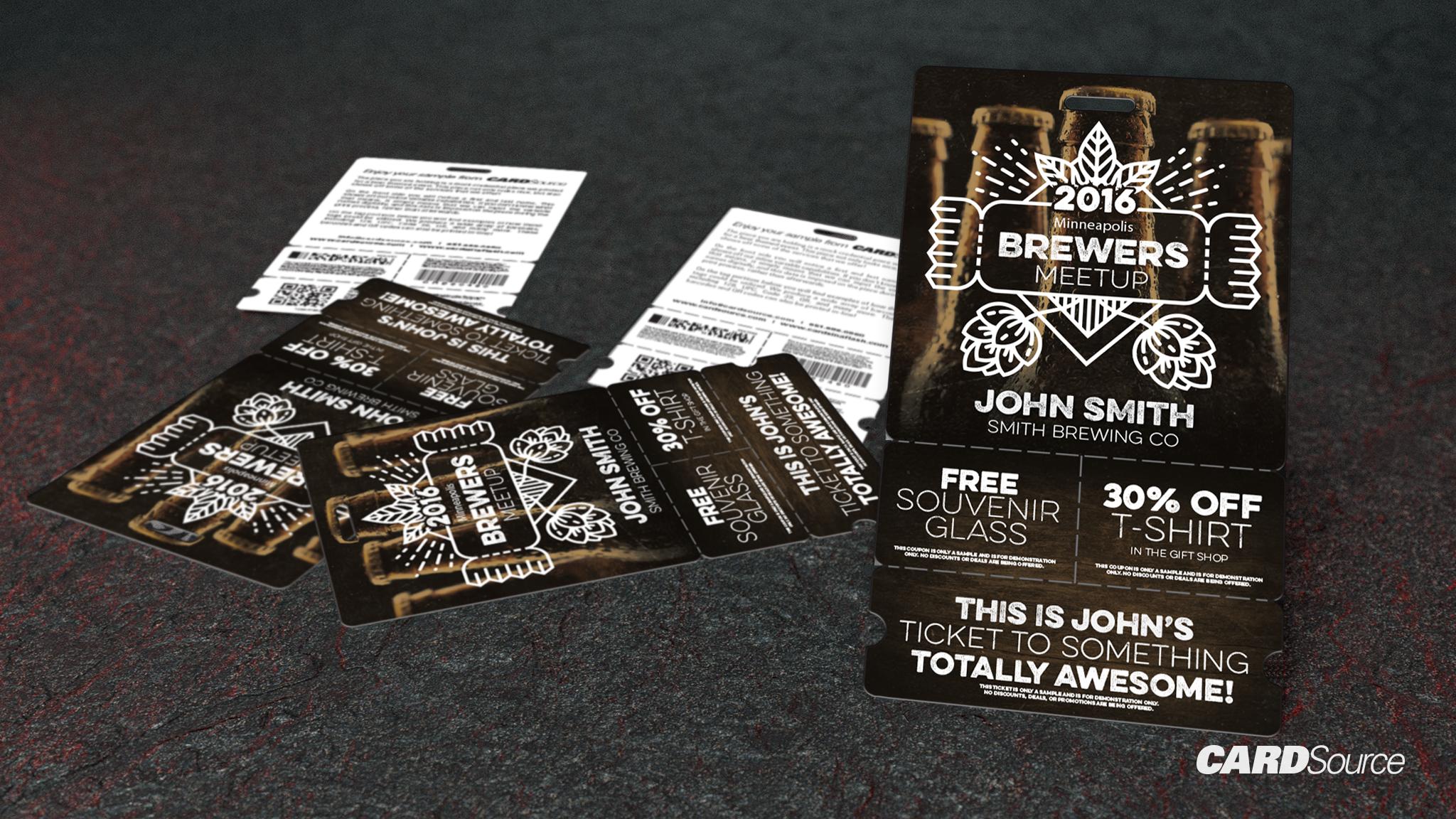 brewery event pass