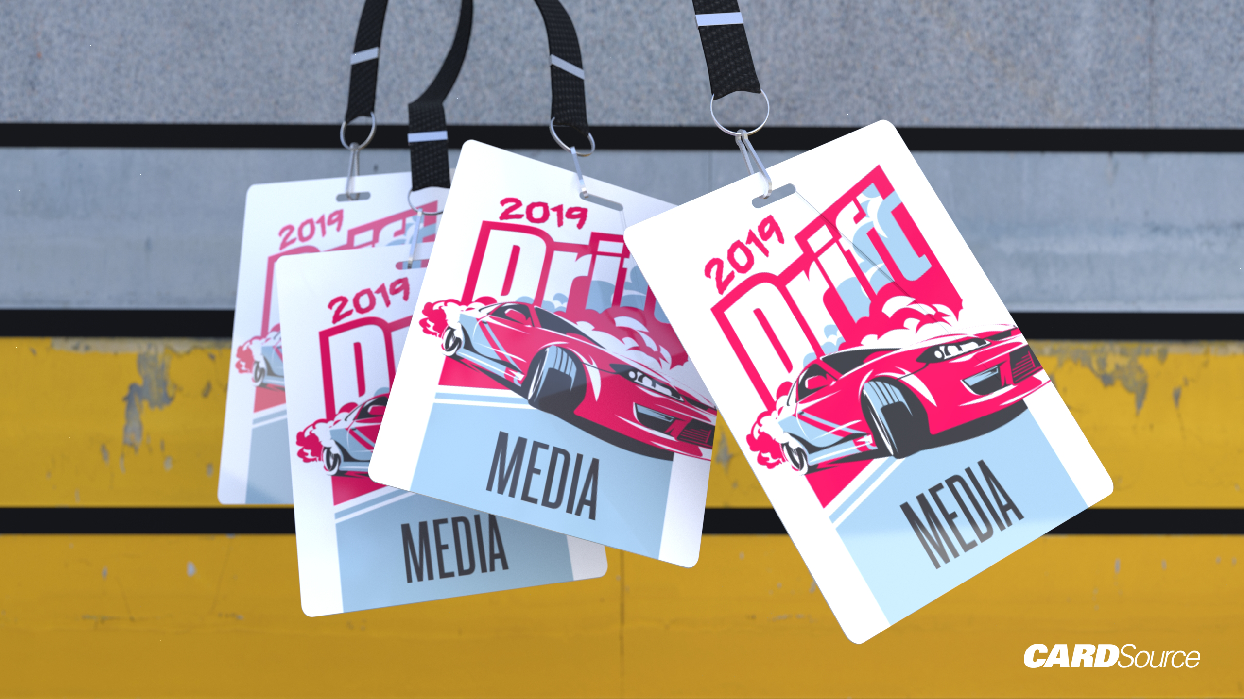 drift media event pass