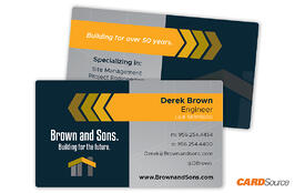 BC352 Building Business Cards by CARDSource