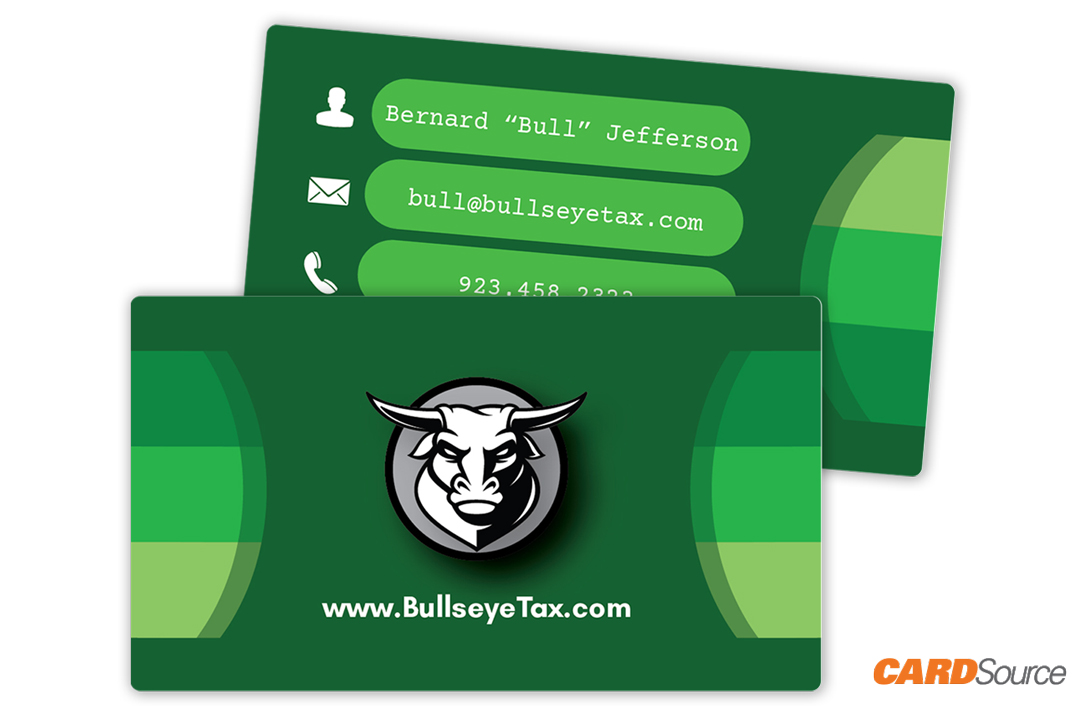 BC352_Cash Money Business Cards by CARDSource