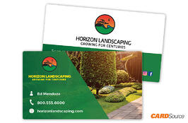 BC352_Landscape Business Cards by CARDSource