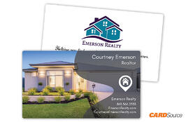 BC352_Real-Estate Business Cards by CARDSource