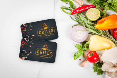 grills gift card